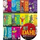 �ξ˵�� Roald Dahl Best ����&CD 10�� ��Ʈ (���� 10��&������õ� 29��)