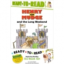 [Ready to Read]헨리와 머지 Henry and Mudge 2탄 6종 페이퍼북세트(CD없음)