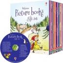 ��� Usborne Picture Book ����&CD 20�� �ڽ� ��Ʈ (�����۹� 20��, mp3 CD 1��)