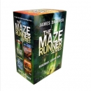 The Maze Runner Series Box Set (Paperback)