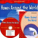 Homes Around the World 직수입도서 (오디오 CD, 워크북 증정) [Sadlier Content Area Readers]