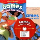 Games Around the World 직수입도서 (오디오 CD, 워크북 증정) [Sadlier Content Area Readers]
