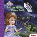 소피아 Sofia the First Let the Good Times Troll 도서&DVD