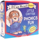 Little Critter Phonics Fun 도서 12종 박스 세트 (My First I Can Read)