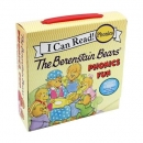 Berenstain Bears Phonics Fun 도서 12종 박스 세트 (My First I Can Read)