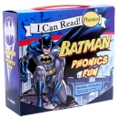 Batman Classic: Batman Phonics Fun 도서 12종 박스 세트 (My First I Can Read)