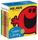 미스터맨 Mr. Men: Super Library (6 board books)