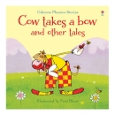 어스본 1단계 - New Usborne Phonics Stories - Cow takes a bow 도서 6종 합본 + 오디오CD