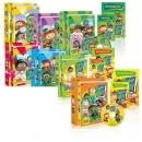 슈퍼와이 Super WHY DVD 1탄-7탄 풀세트 (28에피소트, 워크북7권, 낱말카드7장, 부모지침서7권)