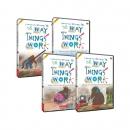 [DVD] The Way Things Work 1집 (과학 원리가 쏙쏙 보이는 에니메이션 DVD)