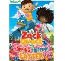 [미국직배송] 잭과 팡 Zack & Quack: Popping Hopping Easter DVD