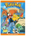 [미국직배송] 포켓몬스터 Pokemon: Adventures in the Orange Islands - The Complete Collection DVD 3종 세트