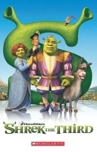 [BOOK&CD] Shrek the Third [Scholastic POPCORN ELT 3]