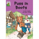 Istorybook 3 LVL C:Puss in Boots(Leapfrog Fairy Tales) (book)