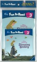 [PAC]Fun to Read 3-16 Sleeping Beauty [잠자는 공주] (페이퍼백+CD)[Disney]