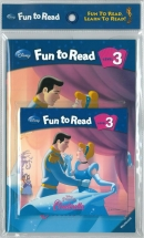 [PAC]Fun to Read 3-17 Cinderella [신데렐라] (페이퍼백+CD)[Disney]