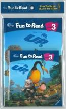 [PAC]Fun to Read 3-19 Up [업] (페이퍼백+CD)[Disney]