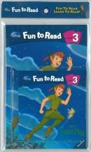 [PAC]Fun to Read 3-20 Peter Pan [피터팬] (페이퍼백+CD)[Disney]