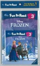 [PAC]Fun to Read 3-12 Frozen [겨울왕국] (페이퍼백+CD)[Disney]