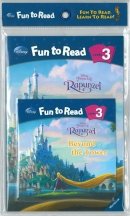 [PAC]Fun to Read 3-13 Beyond the Tower [라푼젤] (페이퍼백+CD)[Disney]