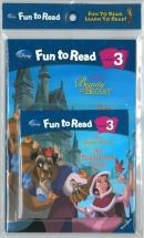 [PAC]Fun to Read 3-14 An Enchanted Story [미녀와 야수] (페이퍼백+CD)[Disney]