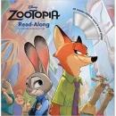 [신간] 주토피아 Zootopia Read-Along Storybook & CD (북시디)