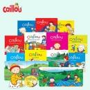 [�Ű�] Caillou English ������ �ױ۸��� ���ĺ� (���庻 10��,����CD 1��,�ؼ��� 1��)