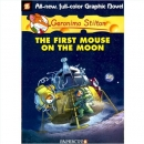 [P] 제로니모 코믹북 #14 : The First Mouse on the Moon[Geronimo Graphic Novel]