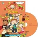 Zak Zoo 07 / TV Crew, the (with CD)