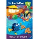 [PAC]Fun to Read 1-29 Ocean of Color [도리를 찾아서] (페이퍼백+CD)[Disney]