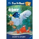 [PAC]Fun to Read 2-32 Dory's Story [도리를 찾아서] (페이퍼백+CD)[Disney]