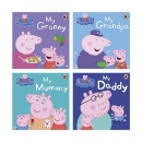 페파 피그 Peppa's Family (4 Board books)
