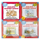 Scholastic Decodable Readers A~D 80 Books+CD 풀세트