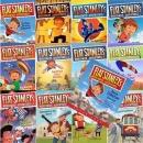 �÷� ���ĸ� Flat Stanley's World Adventures #1~12 Book&CD ��Ʈ