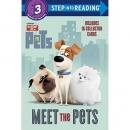 SIR(Step3):Meet the Pets (Secret Life of Pets) 마이펫의 이중생활