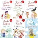 주디 블룸 Judy Blume Collection 챕터북 도서 6종 세트