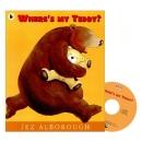 영어동화 Pictory Set PS-12 / Where's My Teddy? (페이퍼백+CD)