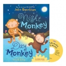 Pictory Set 1-25 / Night Monkey Day