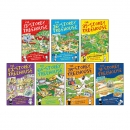 The 13-91 Storey Treehouse Collection (7 Books, 영국판)