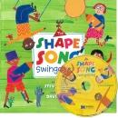 노부영 Shape song Swingalong (원서 & CD) (New)