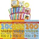 스콜라스틱 Scholastic Sight Word Readers & 100 Words Grade 1~3 세트
