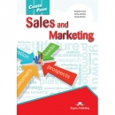 Career Paths: Sales and Marketing Student's Book (+ Cross-platform Application)