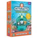 [영국직수입] 바다탐험대 옥토넛 Octonauts Collection DVD 3종 세트 (에피소드 24편 240분)