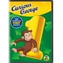 [미국직배송] 큐리어스 조지 Curious George TV 시즌 1 DVD 4종 세트 (에피소드 30편 710분)