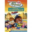 [미국직수입-국내발송][DVD] 리틀 아인슈타인 Little Einsteins: The Legend of the Golden Pyramid
