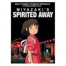 [영어더빙] 센과 치히로의 행방불명 Spirited Away DVD