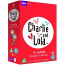 [영국직배송][DVD] 찰리앤롤라 Charlie and Lola - The Absolutely Complete Collection DVD
