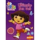 [영국직배송][DVD] 도라 Dora The Explorer - Ultimate Box Set DVD