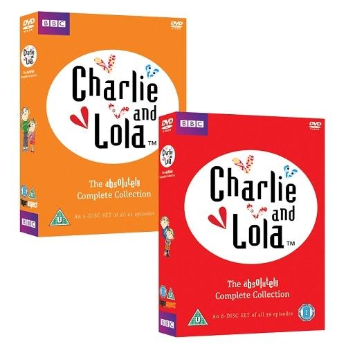 <span>[DVD]</span> 찰리와 롤라DVD(Charlie and Lola) ...