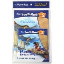 Disney FTR Set 2-33 / Moana Finds the Way (Moana 모아나) 워크북, CD 포함